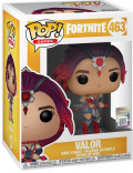 Фигурка Funko POP Games: Fortnite – Valor (9,5 см)