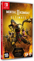 Mortal Kombat 11 Ultimate [Nintendo Switch, код загрузки]