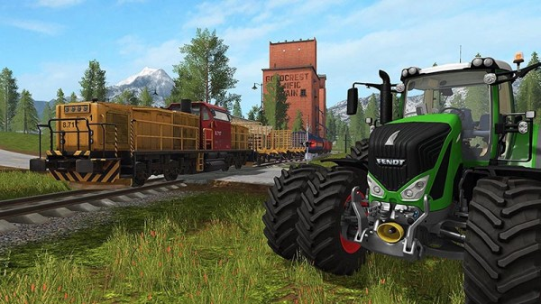 Farming Simulator. Nintendo Switch Edition [Switch]