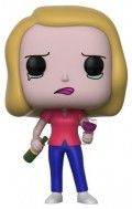 Фигурка Funko POP Animation: Rick And Morty – Beth with Wine Glass (9,5 см)
