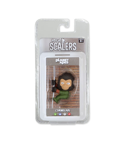 Фигурка Scalers Mini Figures Wave 2. Cornelius (5 см)
