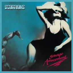 Scorpions. Savage Amusement (LP + CD)