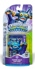 Skylanders. Swap Force. Интерактивная фигурка Super Gulp Pop Fizz [PS3 и Xbox 360]