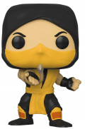 Фигурка Funko POP Games: Mortal Kombat – Scorpion (9,5 см)