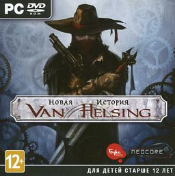 Van Helsing. Новая история [PC-Jewel]