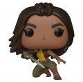 Фигурка Funko POP Disney: Raya And The Last Dragon – Raya Warrior Pose (9,5 см)