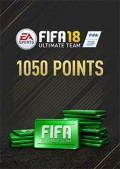 FIFA 18: Ultimate Team. FIFA Points 1050 [PC, Цифровая версия]