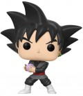 Фигурка Funko POP Animation: Dragon Ball Super Z – Goku Black (9,5 см)