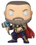 Фигурка Funko POP Games Marvel: Avengers Gamerverse – Thor Bobble-Head (9,5 см)