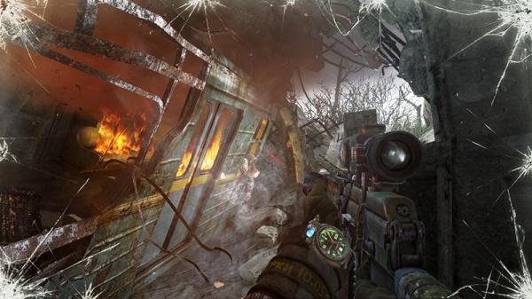 скачать игру метро 2033 возвращение через торрент бесплатно на русском - фото 3