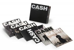 Johnny Cash. American Recordings I–VI (7 LP)