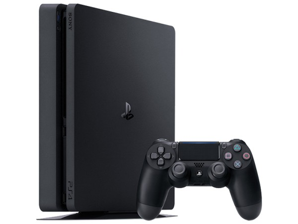 Sony PlayStation 4 Slim (1 TB) Black (CUH-2000)