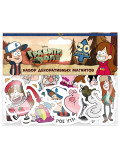 Набор магнитов Гравити Фолз 1 / Disney Gravity Falls 1 20-Pack (20 шт.)