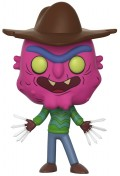 Фигурка Rick And Morty Funko POP Animation: Scary Terry (9,5 см)