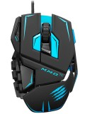 Проводная мышь Mad Catz M.M.O.TE Gaming Mouse Matt Black