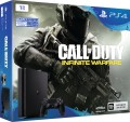 Комплект Sony PlayStation 4 Slim (1TB) Black + игра Call of Duty: Infinite Warfare