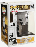 Фигурка Funko POP Games: Bendy And The Ink Machine – The Projectionist (9,5 см)