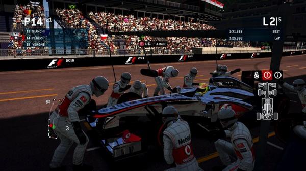 Рецензии > Некомплект Обзор F1 2 15 - обзор игры для