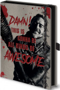 Записная книжка The Walking Dead: Negan & Lucile