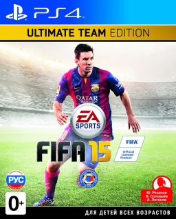 FIFA 15. Ultimate Edition [PS4]