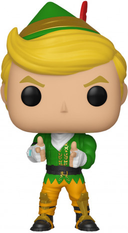 Фигурка Funko POP Games: Fortnite – Codename E.L.F. (9,5 см)