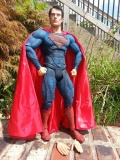 Фигурка Man of Steel 1/4 Superman (Red and Blue Ver.) (46 см)