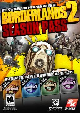 Borderlands 2. Season Pass. Дополнение