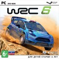 WRC 6 FIA World Rally Championship [PC-Jewel]