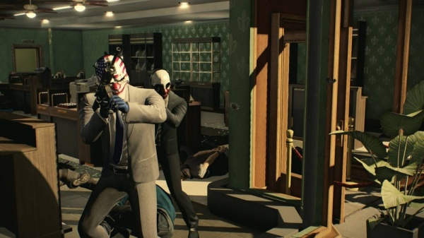 Payday 2. Crimewave Edition [PS4]