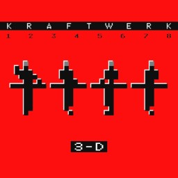 Kraftwerk – 3-D: The Catalogue (2 LP)