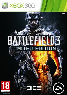 Battlefield 3. Limited Edition [Xbox 360]