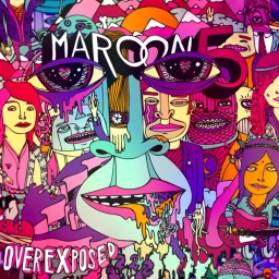 Maroon 5. Overexposed