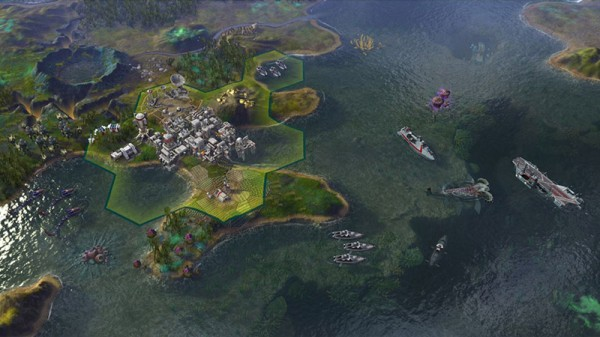 Sid Meier's Civilization: Beyond Earth. The Collection [PC, Цифровая версия]