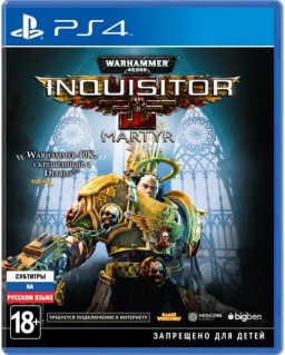 Warhammer 40,000: Inquisitor – Martyr [PS4]