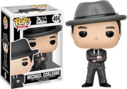 Фигурка Funko POP Movies: The Godfather – Michael Corleone w/ Hat (Exc) (9,5 см)