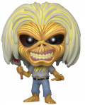 Фигурка Funko POP Rocks: Iron Maiden – Killers Eddie (9,5 см)