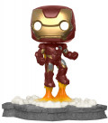 Фигурка Funko POP Marvel: Avengers Endgame – Assemble Iron Man Deluxe Bobble-Head (9,5 см)