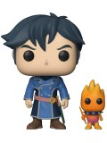 Фигурка Funko POP Games: Ni No Kuni II Revenant Kingdom – Roland With Higgledy (9,5 см)