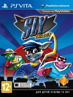 The Sly Trilogy [PS Vita]