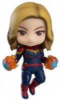 Фигурка Captain Marvel: Captain Marvel Heros Edition DX Ver. Nendoroid (10 см)