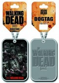Жетон Walking Dead. Walkers Dog Tag