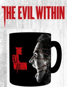 Кружка The Evil Within. Mug Wired