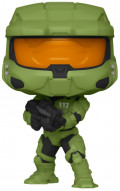 Фигурка Funko POP Halo: Master Chief with MA40 Assault Rifle (9,5 см)