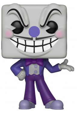 Фигурка Funko POP Games: Cuphead – King Dice (9,5 см)