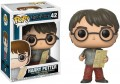 Фигурка Funko POP: Harry Potter – Harry With The Marauders Map (9,5 см)