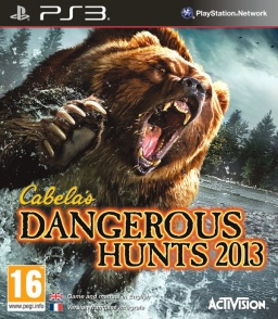 Cabela's Big Game Hunts 2013 (с поддержкой PS Move) [PS3]