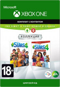 The Sims 4 + Cats and Dogs [Xbox One, Цифровая версия]