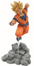 Фигурка Dragon Ball Z Soul X Soul: Super Saiyan Goku (10 см)