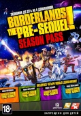 Borderlands: The Pre-Sequel. Season Pass [PC, Цифровая версия]