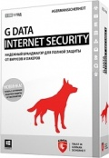 G Data Internet Security 2015 (1 ПК, 1 год)